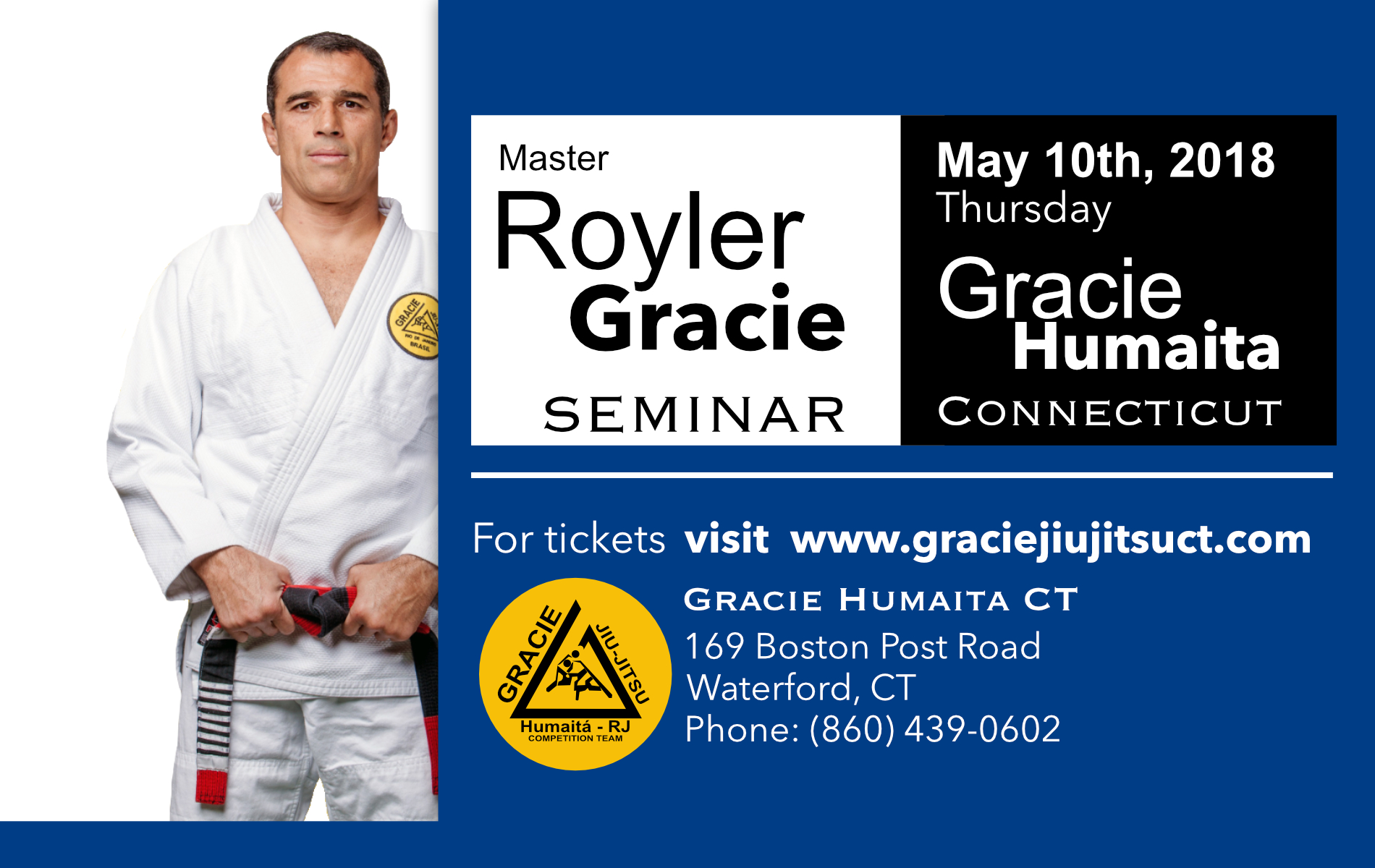 Royler Gracie Connecticut